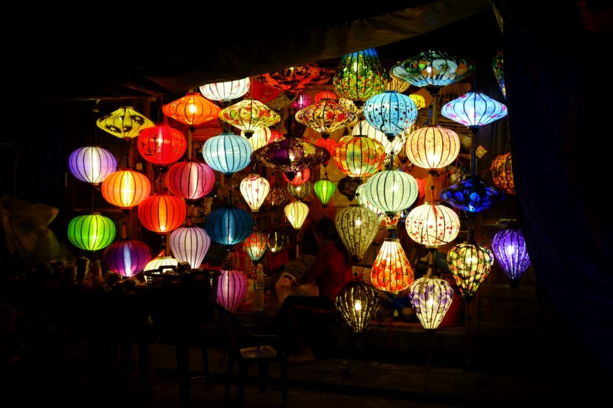 Hoi An – touristy, but none the worse for it